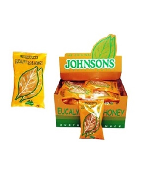 Johnsons Eucalyptus Honey 70g