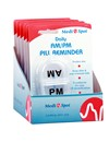 Medispot® Pill Reminder Daily Am/Pm